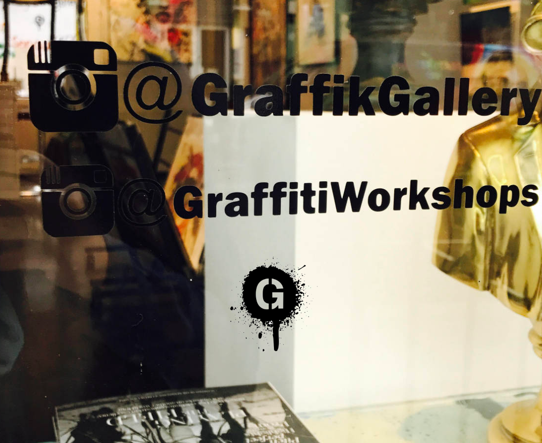 Graffik Gallery London
