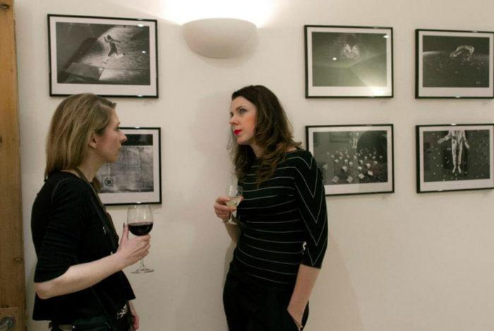 lucas ross topfloorflat exhibition